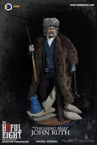 "Asmus Toys - H801 - The Hateful 8 Series - ""The Hangman"" John Ruth - Marvelous Toys - 1"