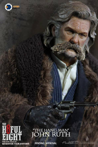 "Asmus Toys - H801 - The Hateful 8 Series - ""The Hangman"" John Ruth - Marvelous Toys - 2"