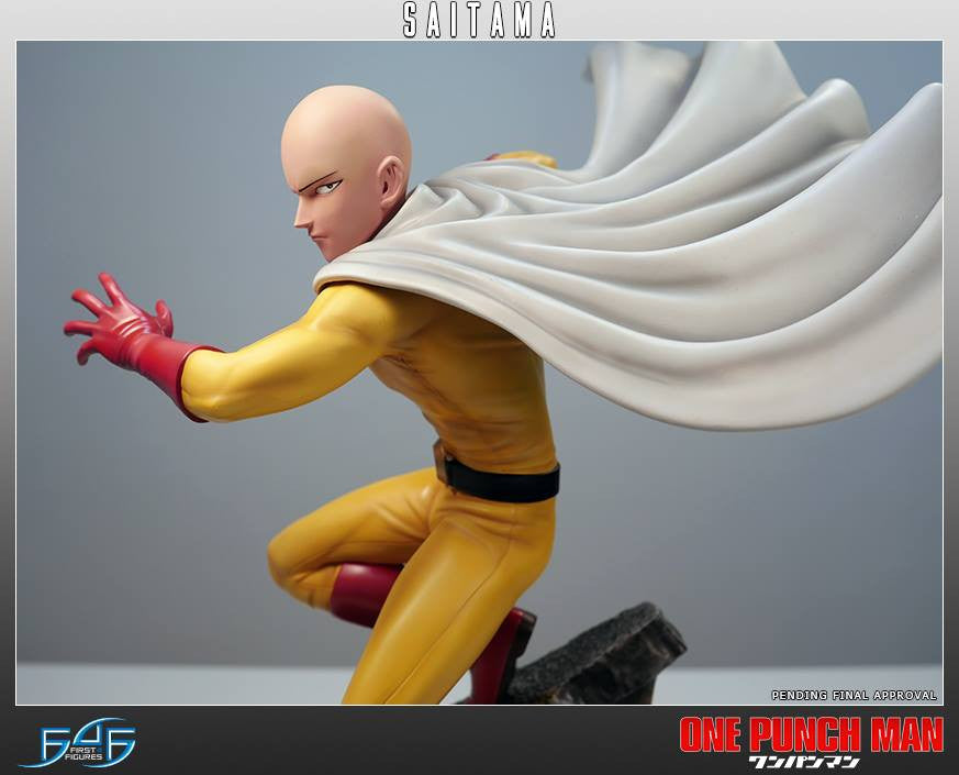 First 4 Figures - One-Punch Man - Saitama - Marvelous Toys - 22
