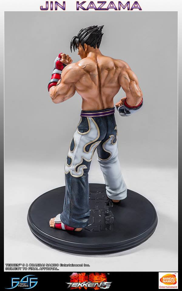 First 4 Figures - Tekken 5 - Jin Kazama - Marvelous Toys - 12