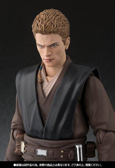 S.H.Figuarts - Star Wars: Attack of the Clones - Anakin Skywalker (TamashiiWeb Exclusive) (Early Purchase Edition) - Marvelous Toys - 7
