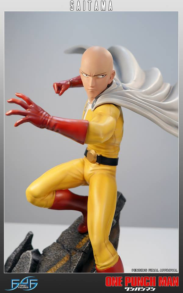 First 4 Figures - One-Punch Man - Saitama - Marvelous Toys - 23