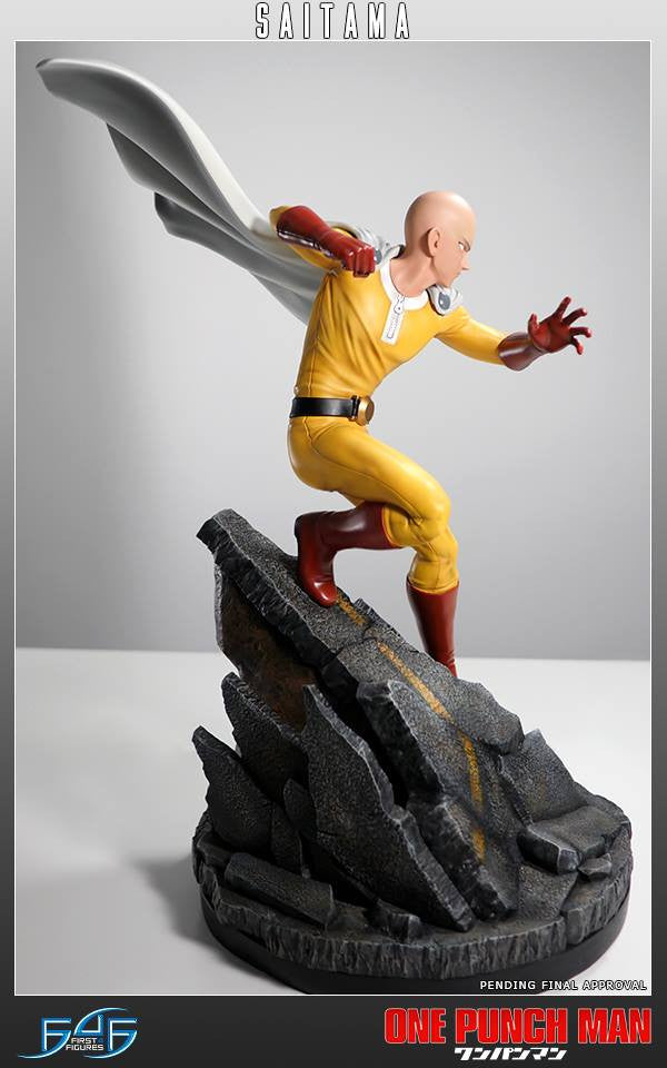 First 4 Figures - One-Punch Man - Saitama - Marvelous Toys - 24