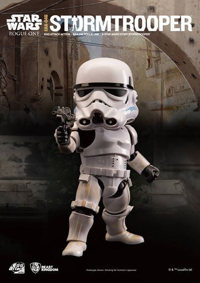 Egg Attack Action - EAA-046 - Rogue One: A Star Wars Story - Stormtrooper - Marvelous Toys - 3