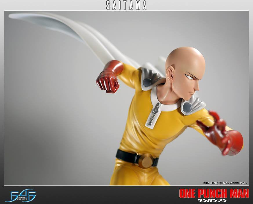 First 4 Figures - One-Punch Man - Saitama - Marvelous Toys - 25