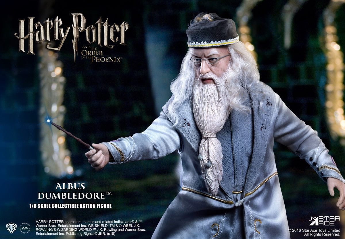 Star Ace Toys - SA0023 - Harry Potter and the Order of the Phoenix - Albus Dumbledore II - Marvelous Toys - 5