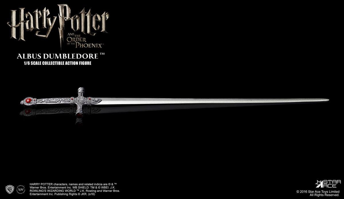 Star Ace Toys - SA0023 - Harry Potter and the Order of the Phoenix - Albus Dumbledore II - Marvelous Toys - 10