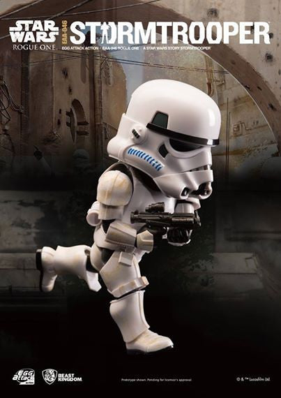 Egg Attack Action - EAA-046 - Rogue One: A Star Wars Story - Stormtrooper - Marvelous Toys - 4