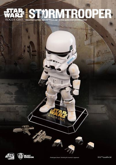 Egg Attack Action - EAA-046 - Rogue One: A Star Wars Story - Stormtrooper - Marvelous Toys - 5