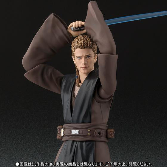 S.H.Figuarts - Star Wars: Attack of the Clones - Anakin Skywalker (TamashiiWeb Exclusive) (Early Purchase Edition) - Marvelous Toys - 8