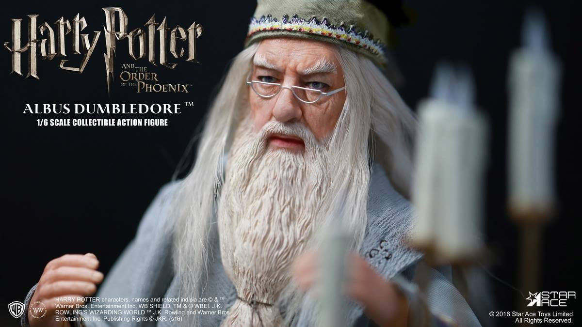 Star Ace Toys - SA0023 - Harry Potter and the Order of the Phoenix - Albus Dumbledore II - Marvelous Toys - 7