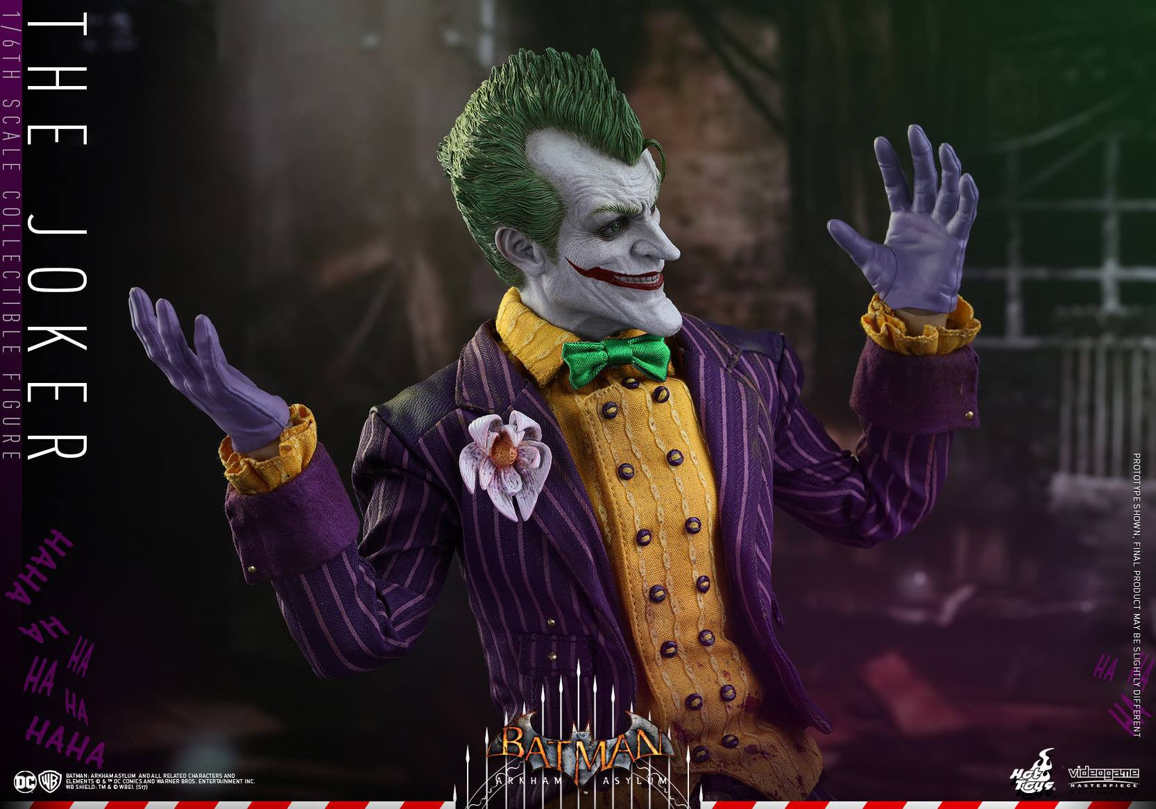 Hot Toys - VGM27 - Batman: Arkham Asylum - The Joker - Marvelous Toys - 19