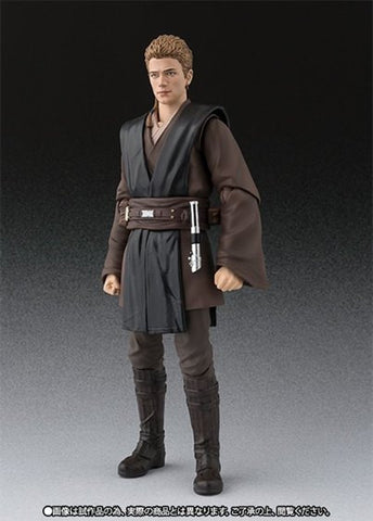 S.H.Figuarts - Star Wars: Attack of the Clones - Anakin Skywalker (TamashiiWeb Exclusive) (Early Purchase Edition) - Marvelous Toys - 2