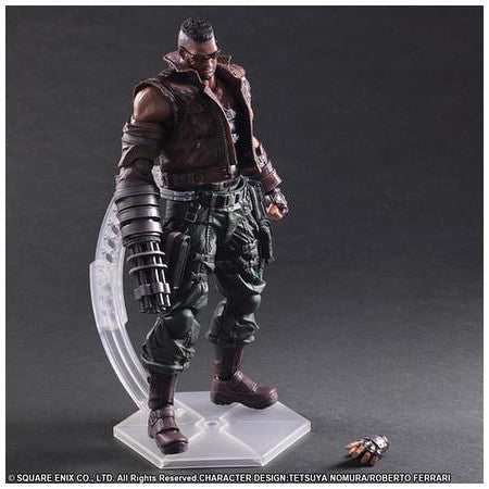 Play Arts Kai - Final Fantasy VII Remake - Barret Wallace - Marvelous Toys - 7