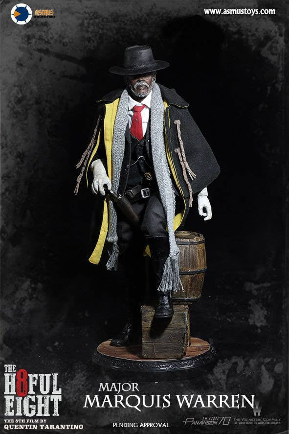 Asmus Toys - H802 - The Hateful 8 Series - Major Marquis Warren - Marvelous Toys - 5