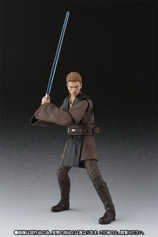 S.H.Figuarts - Star Wars: Attack of the Clones - Anakin Skywalker (TamashiiWeb Exclusive) (Early Purchase Edition) - Marvelous Toys - 1