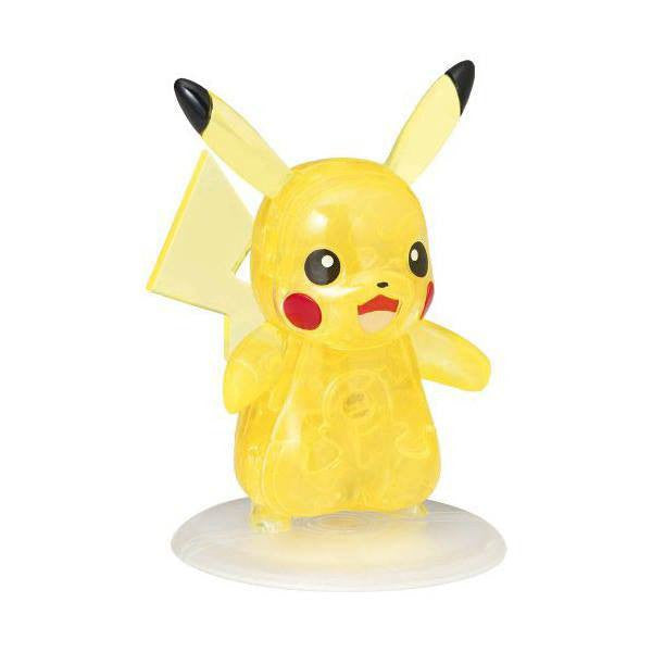 TakaraTomy - Jigsaw Puzzle 3D - Pikachu (29 Pieces) - Marvelous Toys - 1