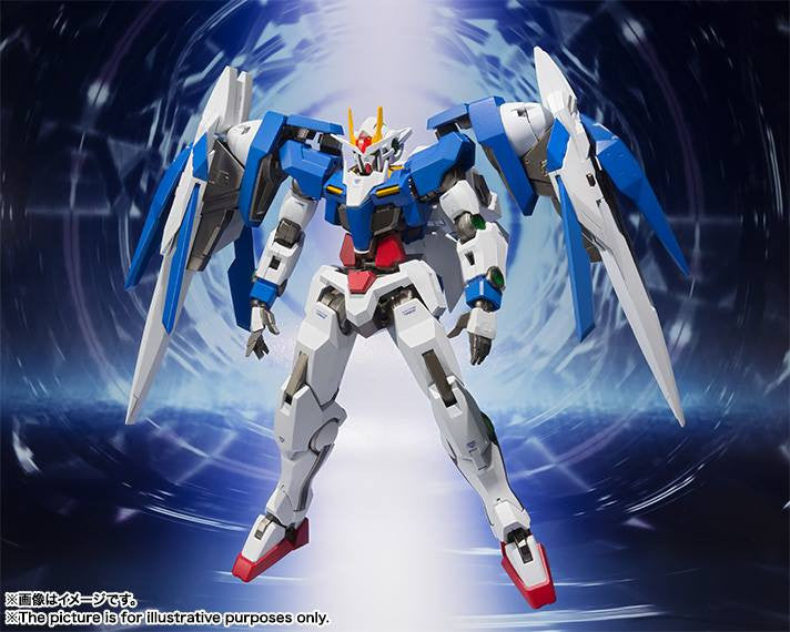 Bandai - Mobile Suit Gundam 00 - Metal Robot Spirits [Side MS] - 00 Raiser + GN Sword III - Marvelous Toys - 1
