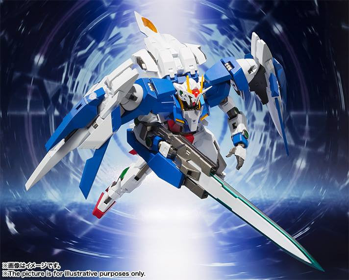Bandai - Mobile Suit Gundam 00 - Metal Robot Spirits [Side MS] - 00 Raiser + GN Sword III - Marvelous Toys - 2