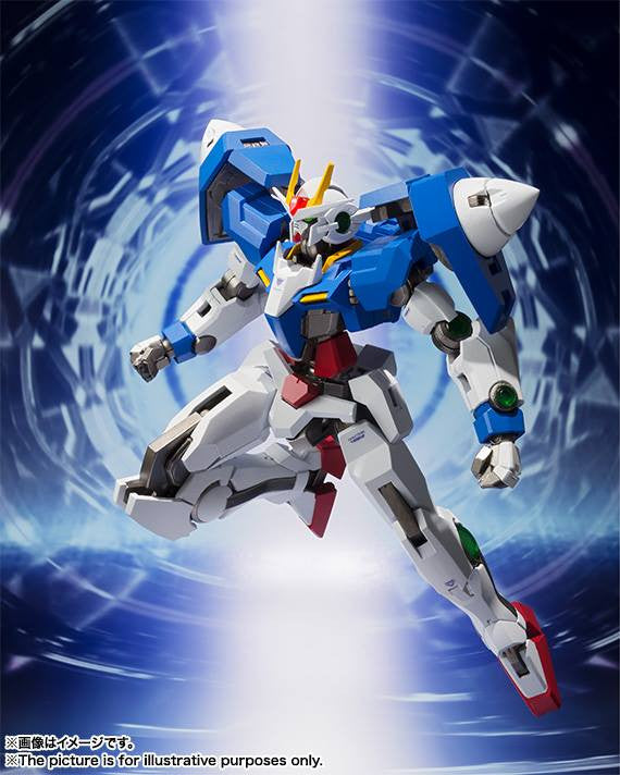 Bandai - Mobile Suit Gundam 00 - Metal Robot Spirits [Side MS] - 00 Raiser + GN Sword III - Marvelous Toys - 6
