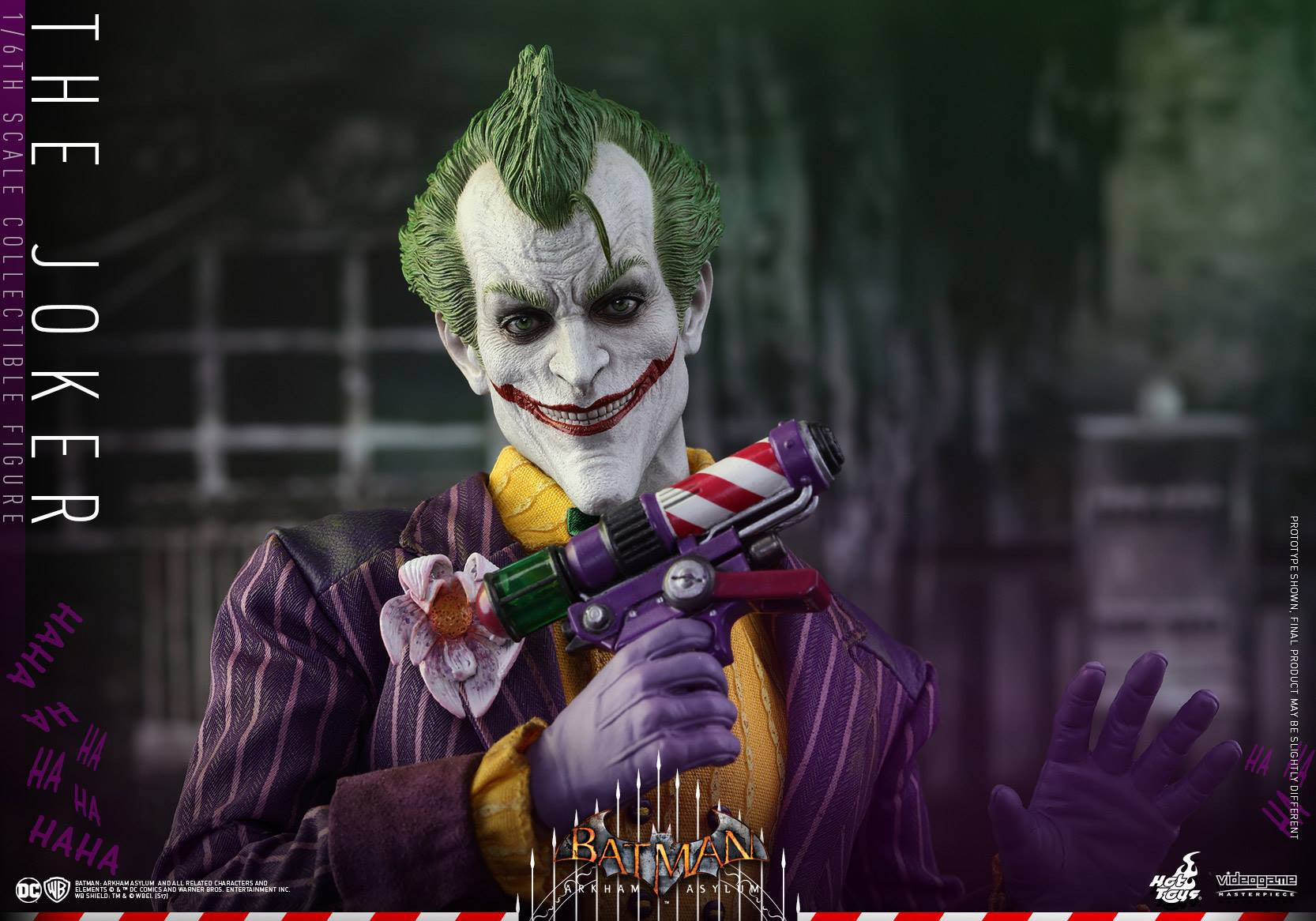 Hot Toys - VGM27 - Batman: Arkham Asylum - The Joker - Marvelous Toys - 3
