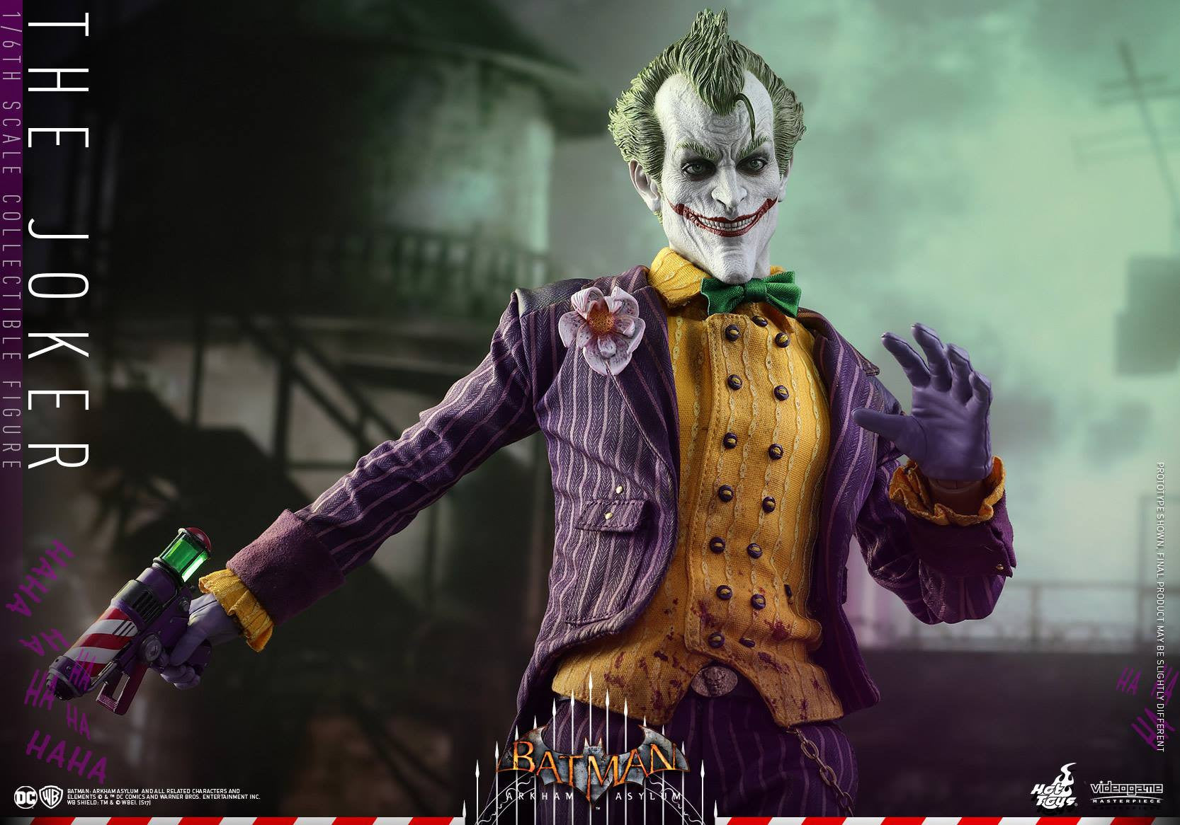 Hot Toys - VGM27 - Batman: Arkham Asylum - The Joker - Marvelous Toys - 12