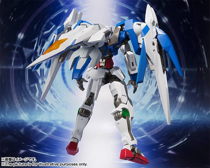 Bandai - Mobile Suit Gundam 00 - Metal Robot Spirits [Side MS] - 00 Raiser + GN Sword III - Marvelous Toys - 7