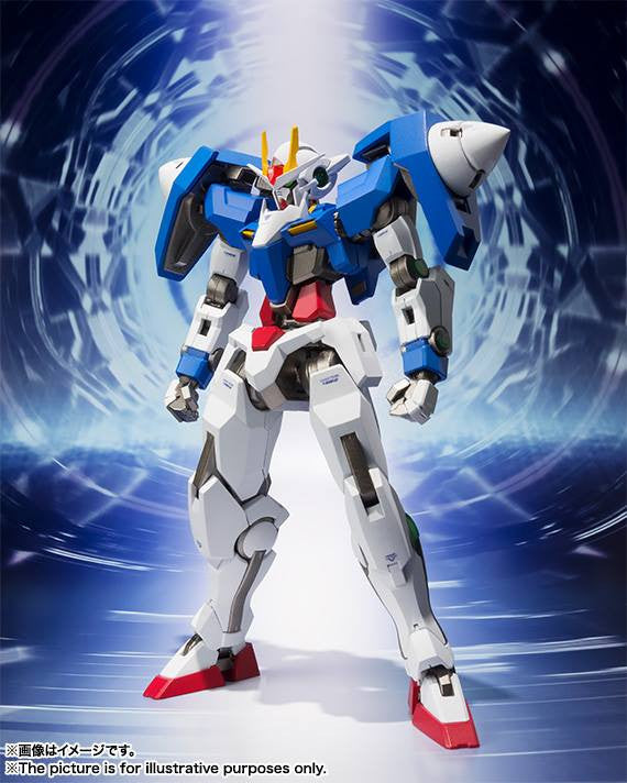Bandai - Mobile Suit Gundam 00 - Metal Robot Spirits [Side MS] - 00 Raiser + GN Sword III - Marvelous Toys - 8