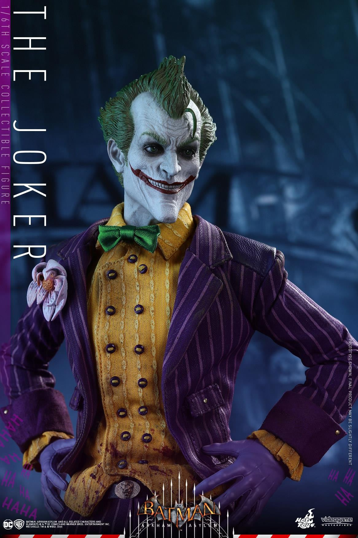 Hot Toys - VGM27 - Batman: Arkham Asylum - The Joker - Marvelous Toys - 15