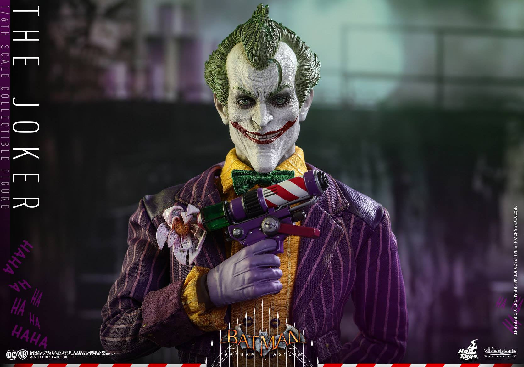 Hot Toys - VGM27 - Batman: Arkham Asylum - The Joker - Marvelous Toys - 2