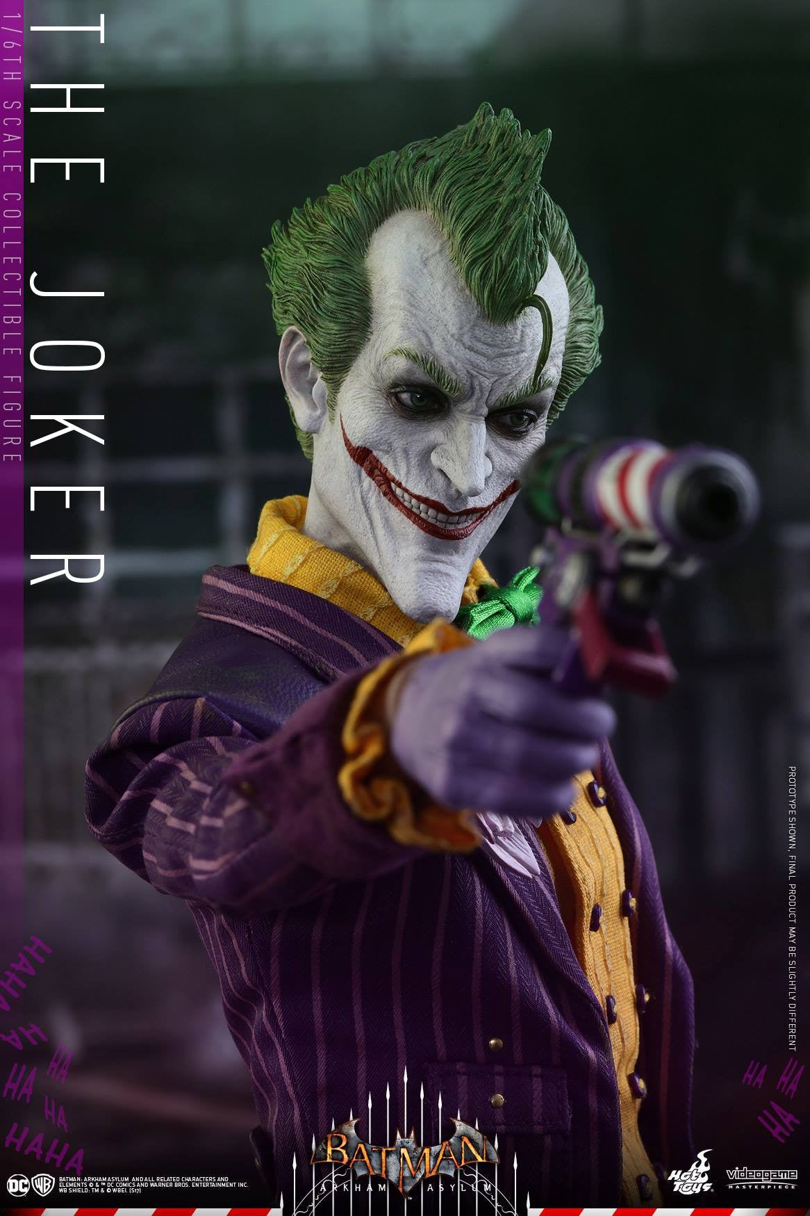Hot Toys - VGM27 - Batman: Arkham Asylum - The Joker - Marvelous Toys - 20