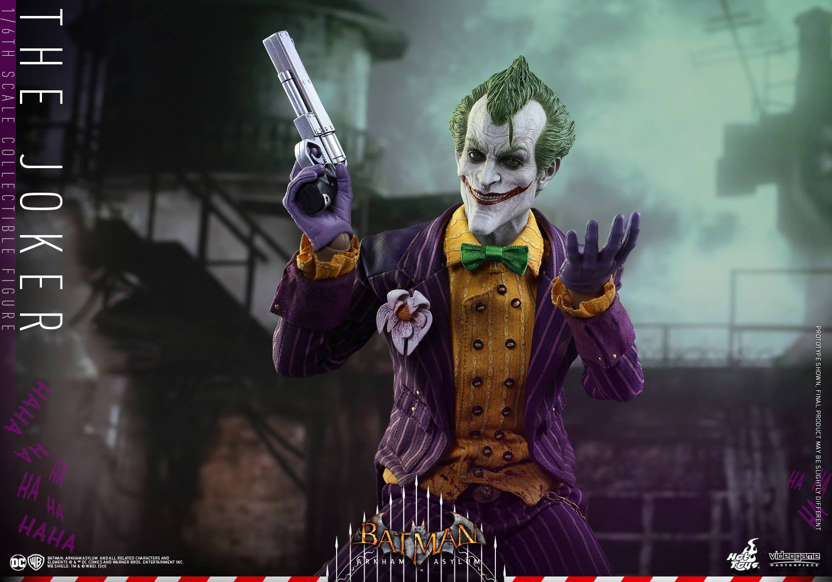 Hot Toys - VGM27 - Batman: Arkham Asylum - The Joker - Marvelous Toys - 21