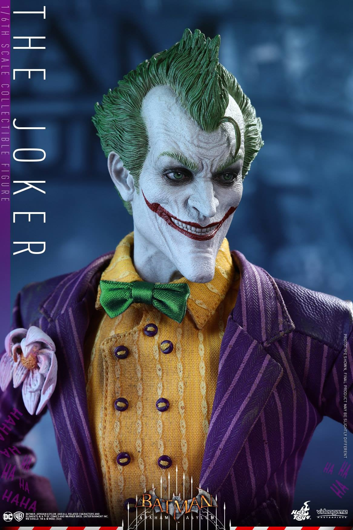 Hot Toys - VGM27 - Batman: Arkham Asylum - The Joker - Marvelous Toys - 18