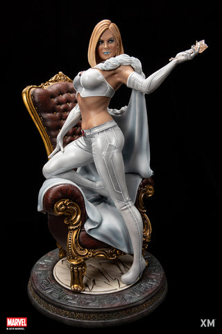 XM Studios - Marvel Premium Collectibles - White Queen (Emma Frost) (1/4 Scale)