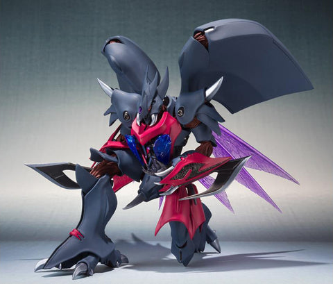 Bandai - The Robot Spirits [Side AB] - Aura Battler Dunbine - Vierres (Aura Phantasm Ver.) (TamashiiWeb Exclusive)