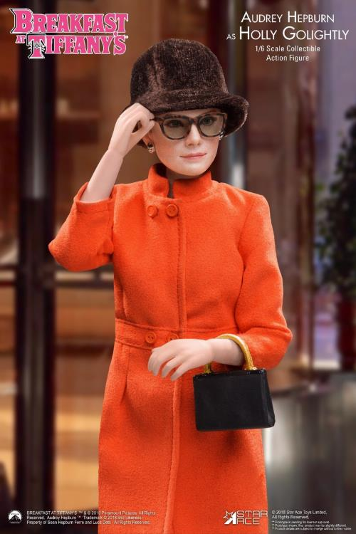Star Ace Toys - Breakfast at Tiffany's - Audrey Hepburn as Holly Golightly (Special Ver.) (1/6 Scale)