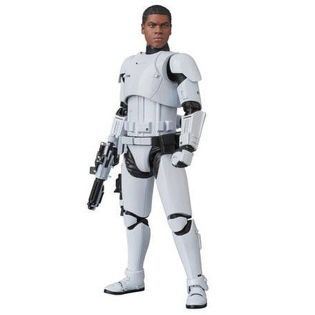 Mafex No.043 - Star Wars: The Force Awakens - FN2187 (Finn) (1/12 Scale) - Marvelous Toys - 2