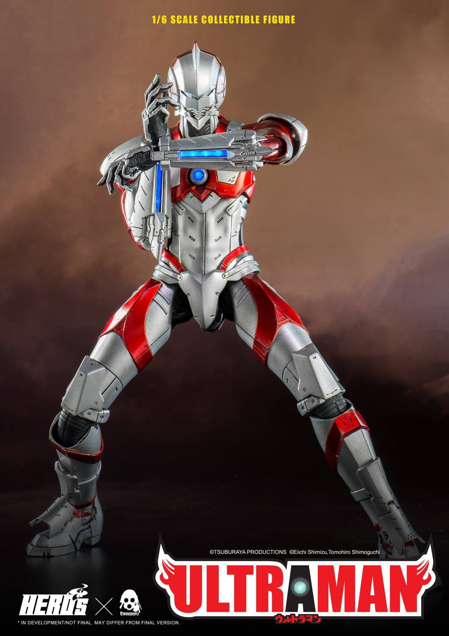 ThreeZero - Ultraman Suit - Marvelous Toys - 5