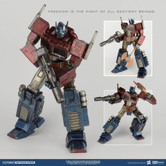 ThreeA - Transformers - Optimus Prime (Classic Edition Premium Scale) - Marvelous Toys - 1