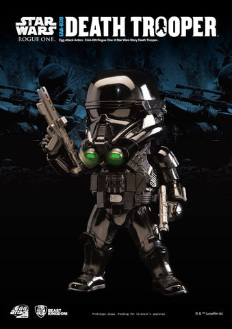Egg Attack Action - EAA-039 - Rogue One: A Star Wars Story - Death Trooper - Marvelous Toys - 1