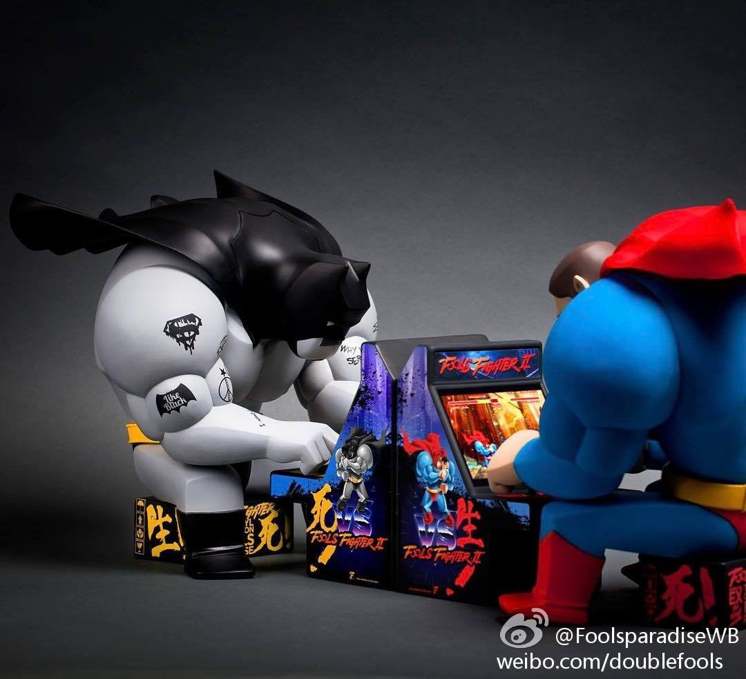 Fools Paradise - Lowfool vs Lowfool: Inner Enemies - Marvelous Toys - 8