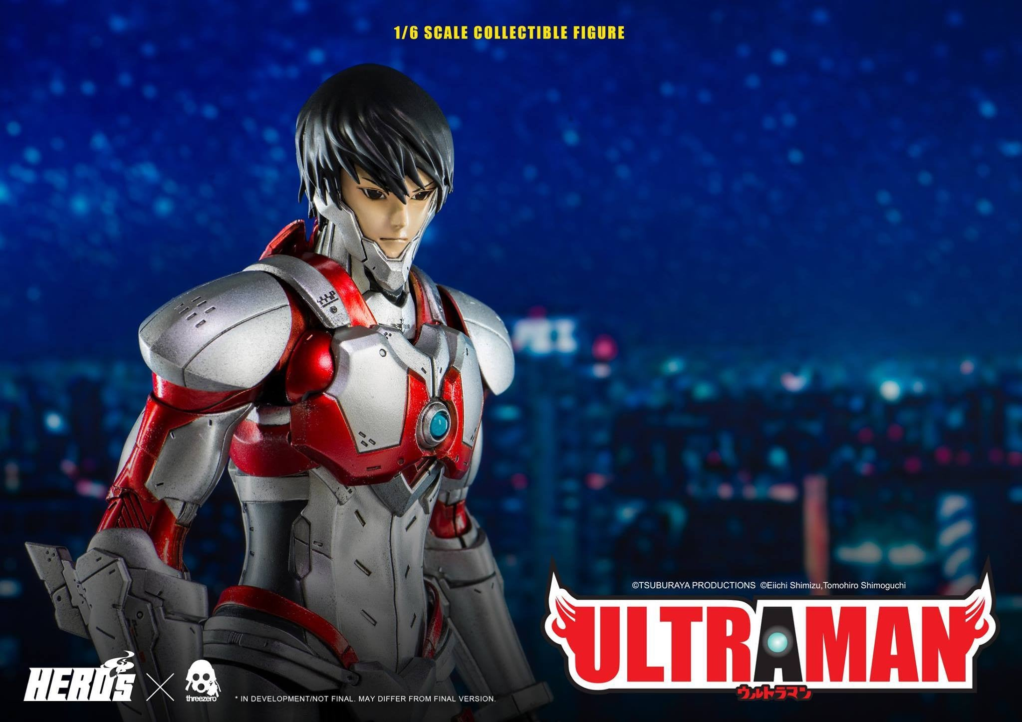 ThreeZero - Ultraman Suit - Marvelous Toys - 6