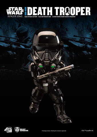 Egg Attack Action - EAA-039 - Rogue One: A Star Wars Story - Death Trooper - Marvelous Toys - 2
