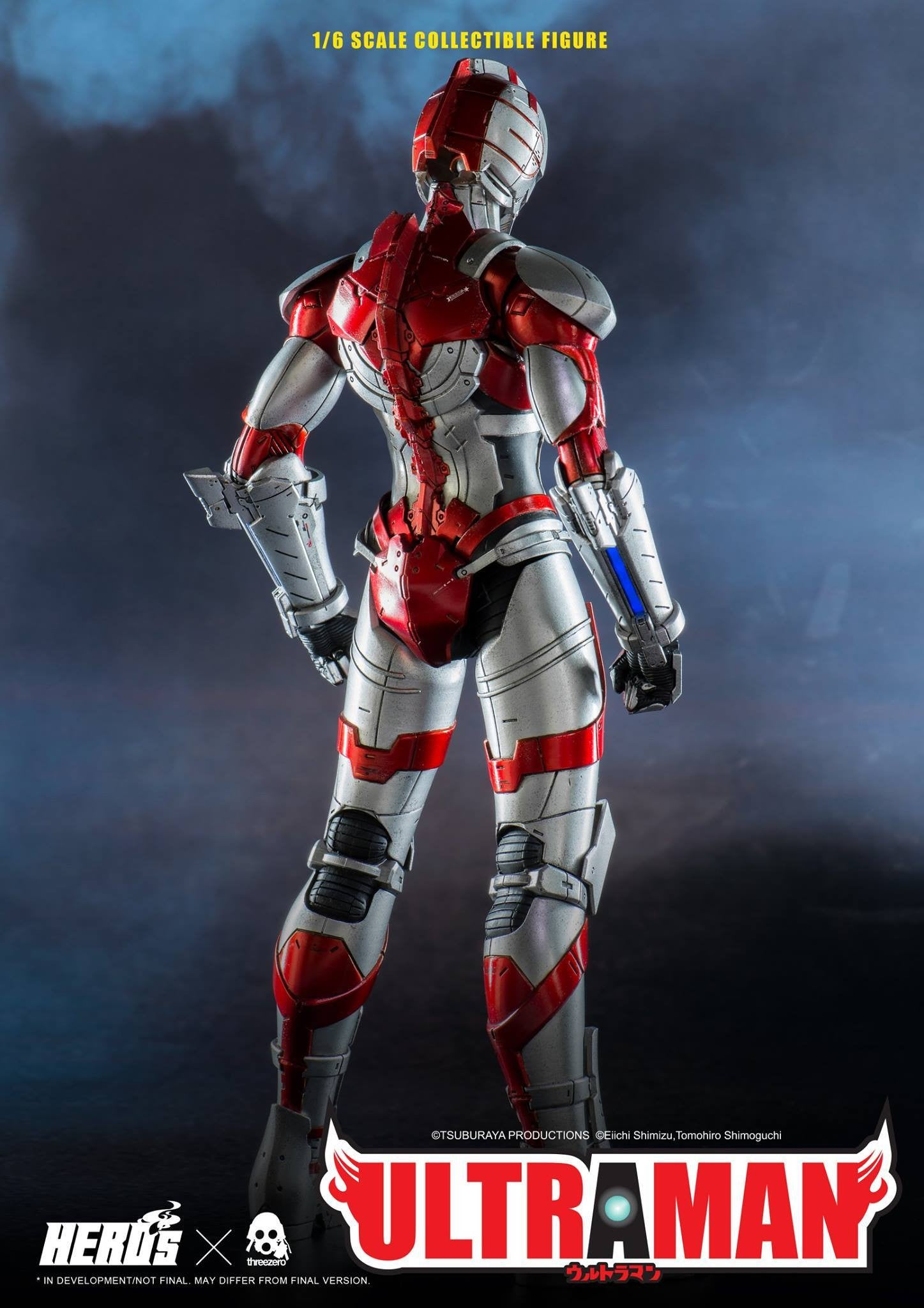 ThreeZero - Ultraman Suit - Marvelous Toys - 7