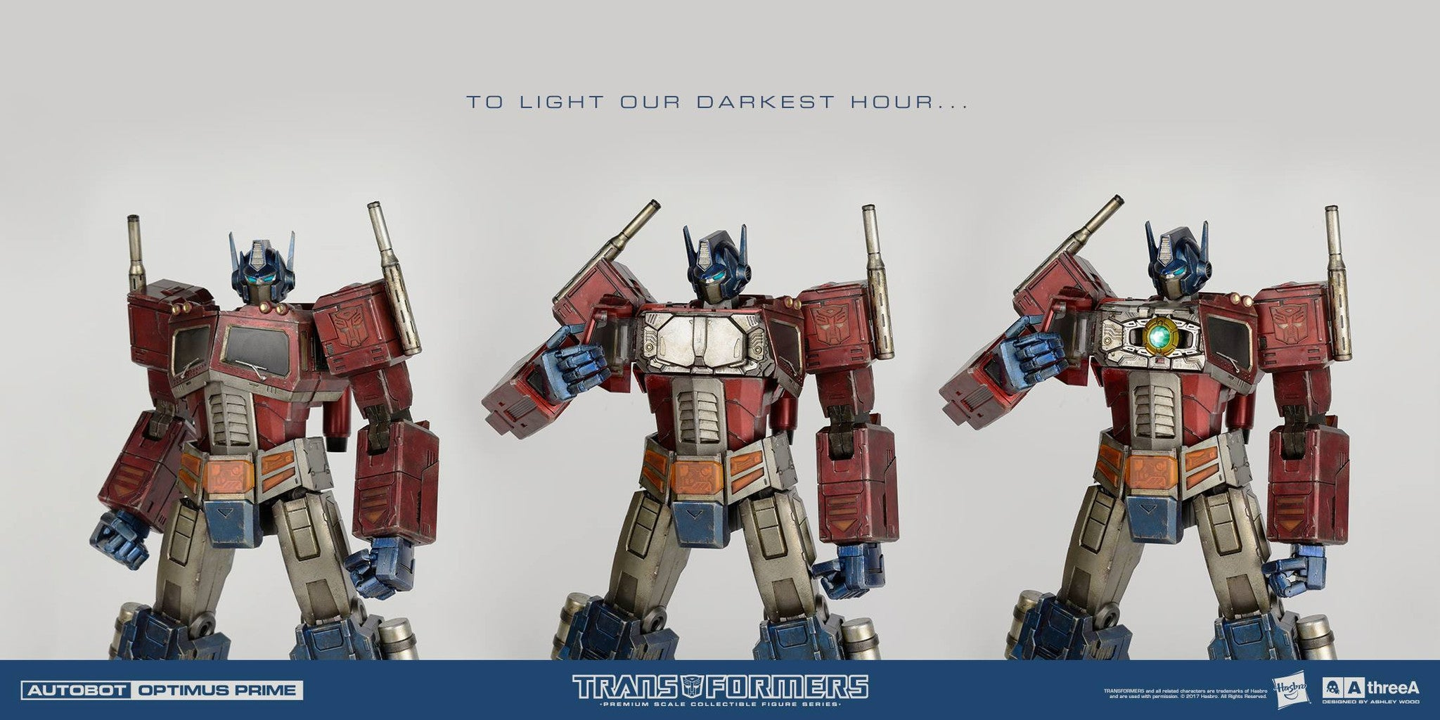 ThreeA - Transformers - Optimus Prime (Classic Edition Premium Scale) - Marvelous Toys - 5