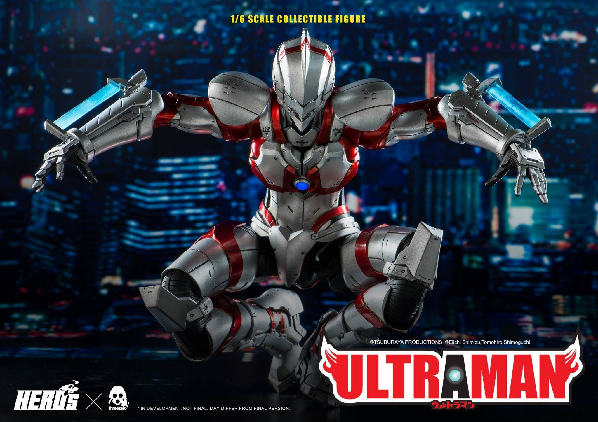 ThreeZero - Ultraman Suit - Marvelous Toys - 11