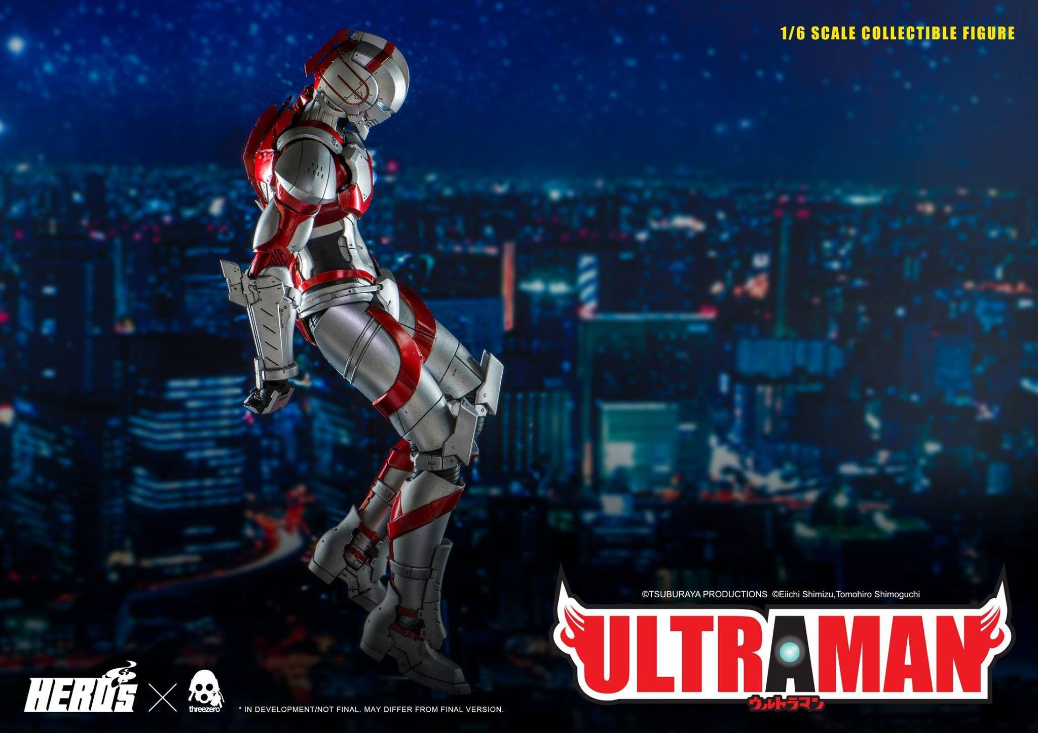 ThreeZero - Ultraman Suit - Marvelous Toys - 12