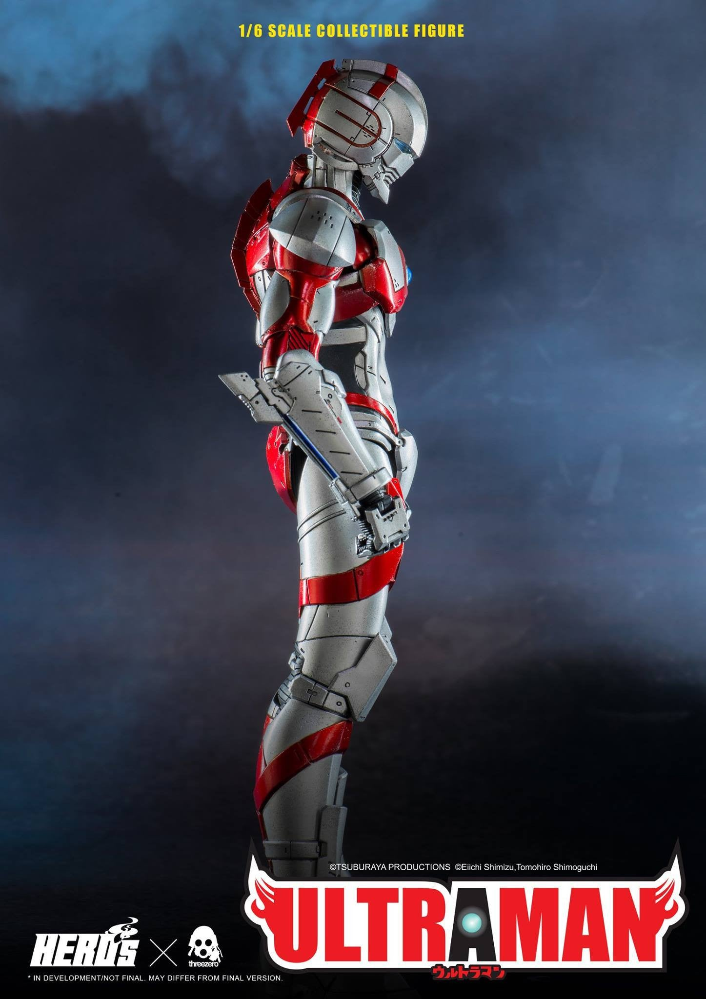 ThreeZero - Ultraman Suit - Marvelous Toys - 13