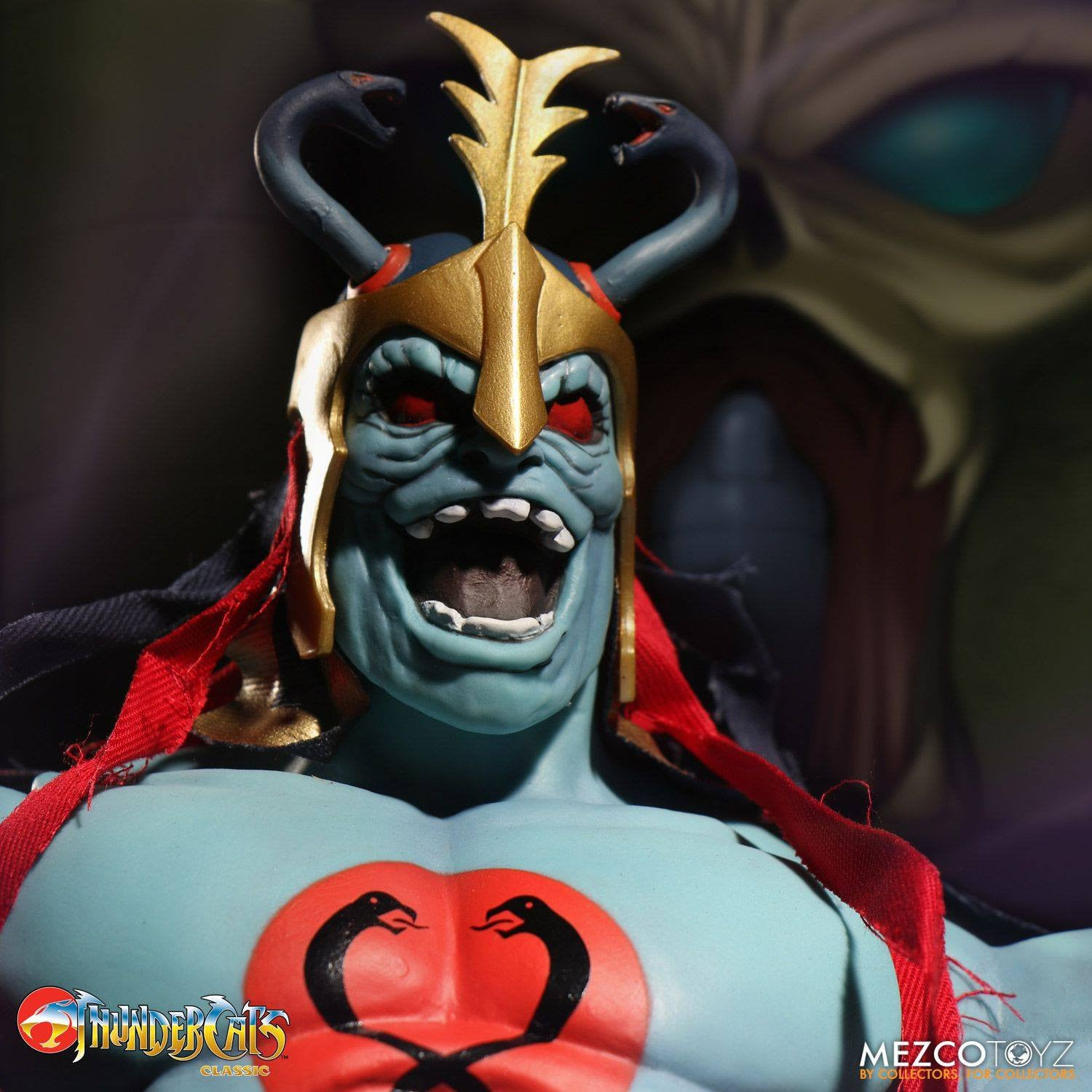 Mezco - Mega Scale - Thundercats - Mumm-Ra (Glow in the Dark Edition) - Marvelous Toys - 3