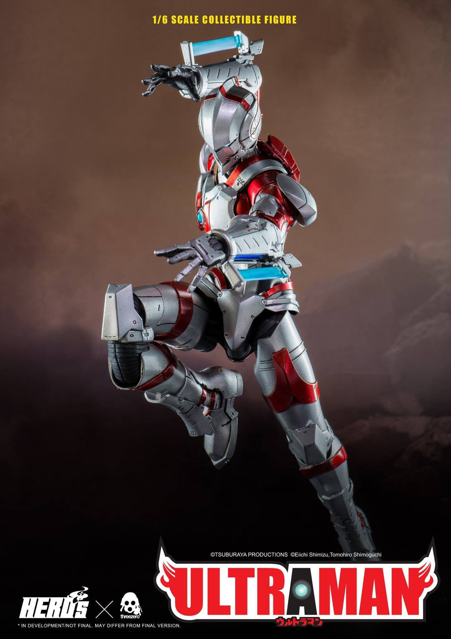 ThreeZero - Ultraman Suit